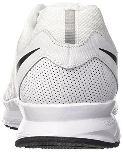Nike para mujeres Rally tripulacion sudor-Shirt Blanco (White/black)