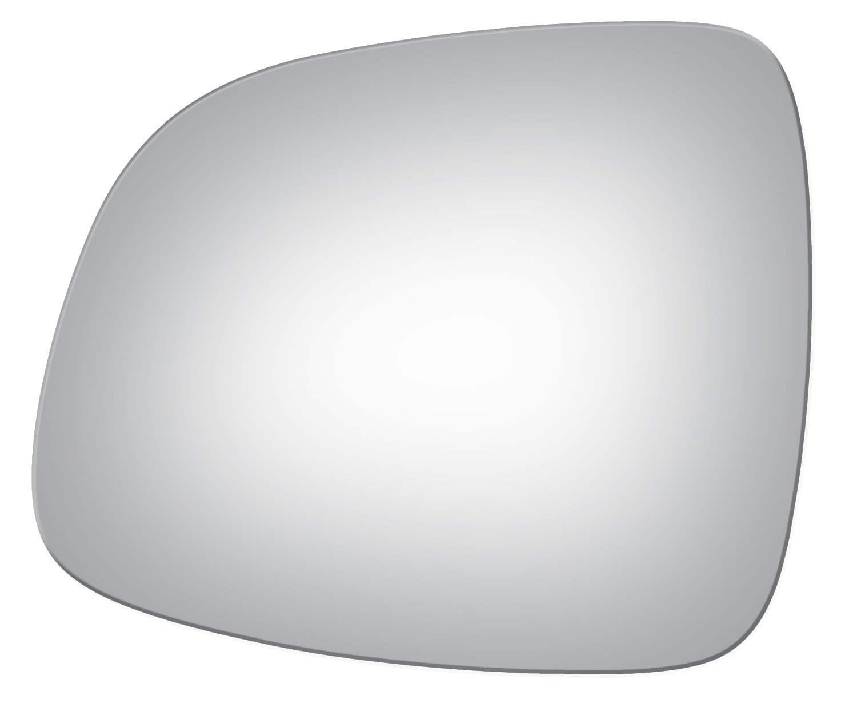 2007-2012 Suzuki Sx4 Flat, Driver Left Side Replacement Mirror Glass Automotive Mirror Glass