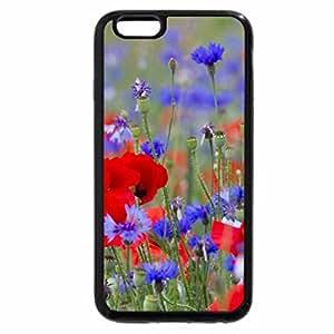 iPhone 6S Plus Case, iPhone 6 Plus Case, Wild flowers