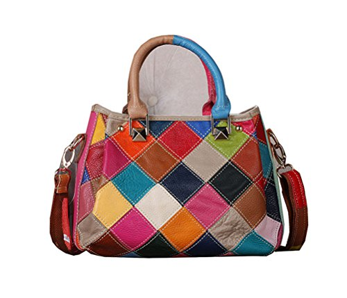 Style Happy Bag Woman Bowling Florence England Multicolor TFq0n