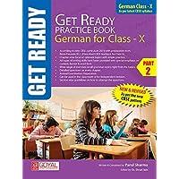 Get Ready Practice Book German Class X (part-2)