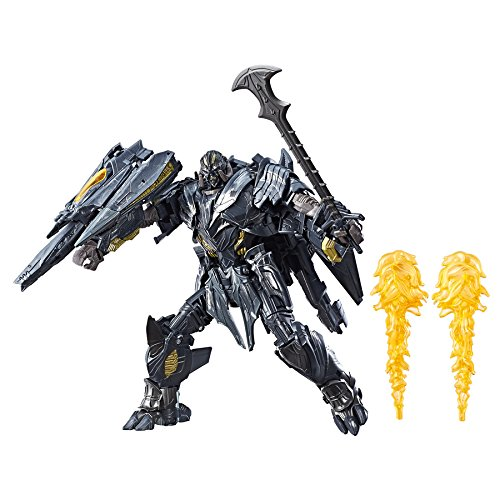 Transformers: The Last Knight Premier Edition Leader Class Megatron Action Figure ()