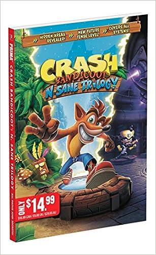 Crash Bandicoot N Sane Trilogy: Amazon.es: Vv.Aa, Vv.Aa: Libros en ...