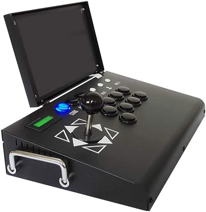 Amazon.com: Petforu Pandora Box 3D Arcade Machine 4018 Games with ...
