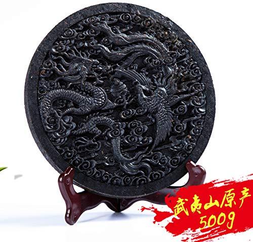 Dragon & Phenix Big Red Robe Tea Aged Wu Yi Da Hong Pao Cake Dahongpao 500g -
