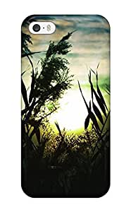 Landscapes Case Compatible With Iphone 5/5s/ Hot Protection Case With Free Screen Protector