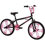 20 Mongoose Craze Freestyle Girls' BMX Outdoor Road Bike by Mongoose