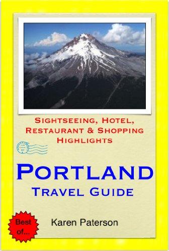 Amazon Com Portland Oregon Travel Guide Sightseeing Hotel