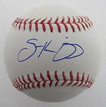 8bd57b93ff3 Jake Arrieta Philadelphia Phillies Autographed Baseball Autographed  Baseballs Fanatics Authentic Certified