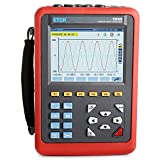 ETCR5000 Power Quality Analyzer Meter with 3 Phase Power Analyzer Multi-functional Operation with Optional Current Sensor Model 008B Range AC 10mA~10.0A