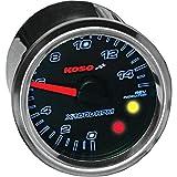 KOSO GP II Style Universal Tachometer BA486W00