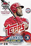 2018 Topps Baseball Factory Sealed Series Two Hanger Box with 72 Cards per box including 2 RETAIL EXCLUSIVE Legends in the Making Cards and Possible Autos, Game Used Relic cards and more