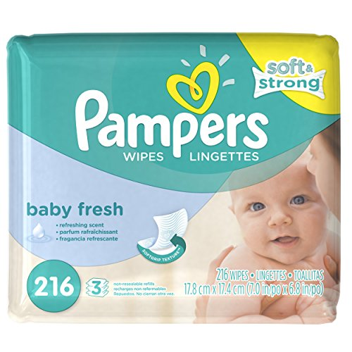 Pampers Baby Fresh Scented...