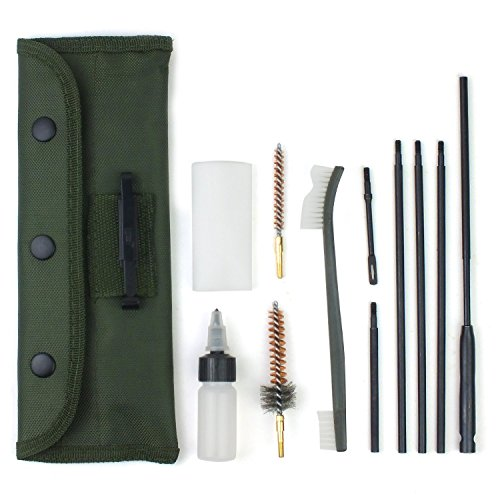 Forliver Universal Gun Cleaning Kit Pistol Cleaning Kit Perf