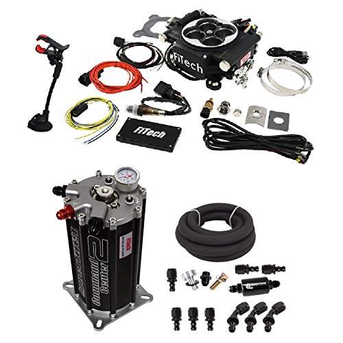 - FI-TECH Fitech 30002/40004 Go EFI 4 600HP System & Fuel Command Center 2.0 Module Sump