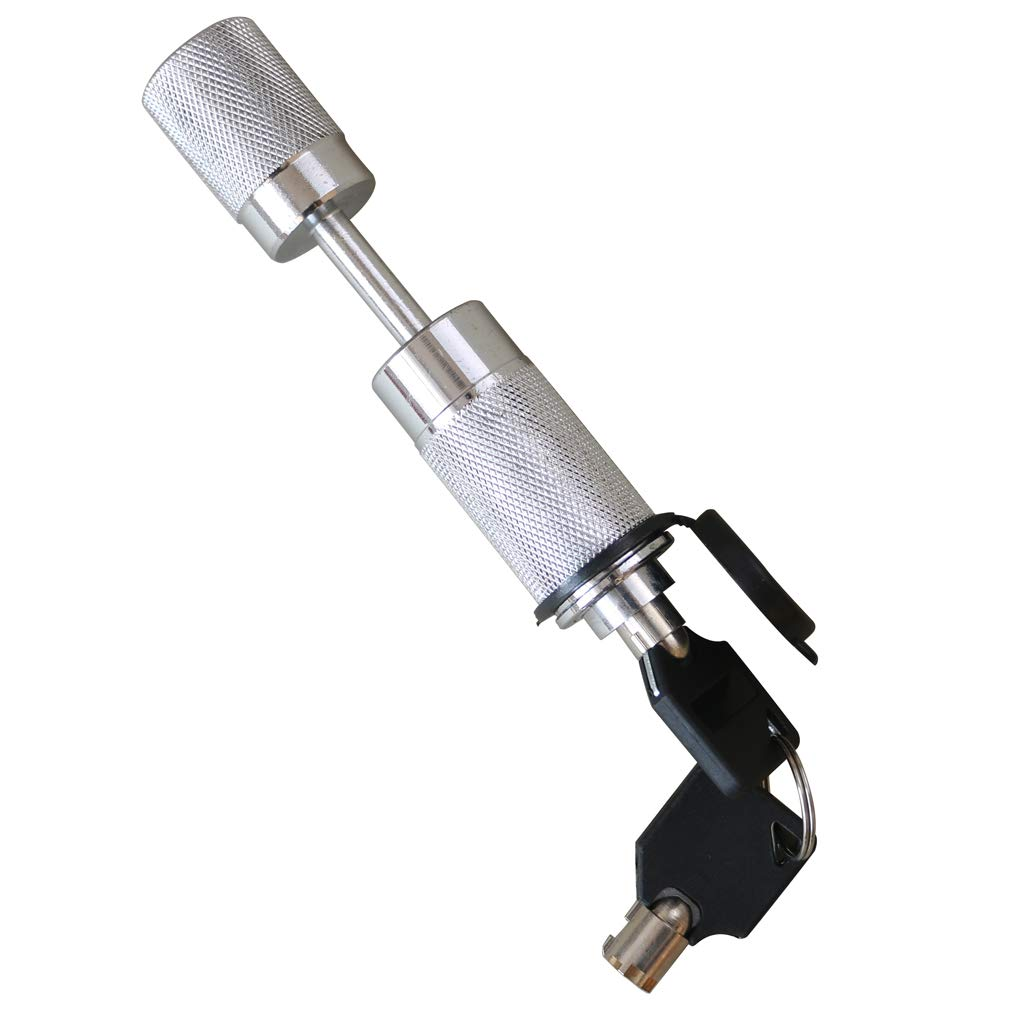 OKLEAD Trailer Hitch Coupler Lock for Towing Power Hauling Security Full Protection OKL5032