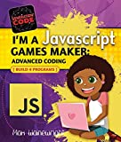 I'm a Javascript Games Maker: Advanced Coding (Generation Code)