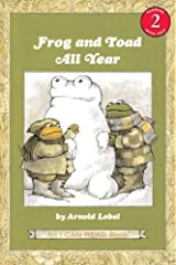 Frog and Toad All Year (I Can Read Level 2) Paperback