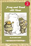Frog And Toad All Year (Turtleback School & Library Binding Edition) (I Can Read!)