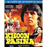 Khoon Pasina Hindi Movie VCD 2 Disc Pack