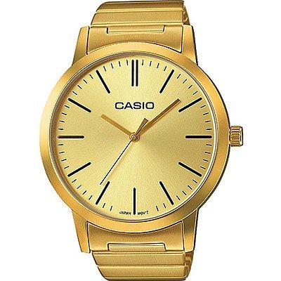 Eine runde Sache – Casio Retro Uhr LTP-E118G