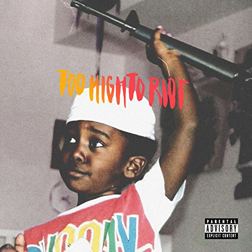 Too High To Riot [Explicit]