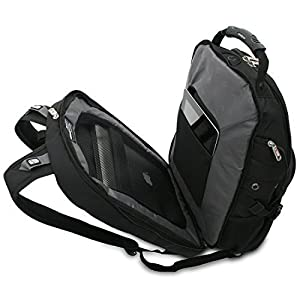 SwissGear Scansmart Laptop Backpack (Black)
