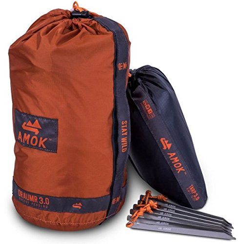 Amok Draumr 3.0 Complete Hammock System by Amok Equipment