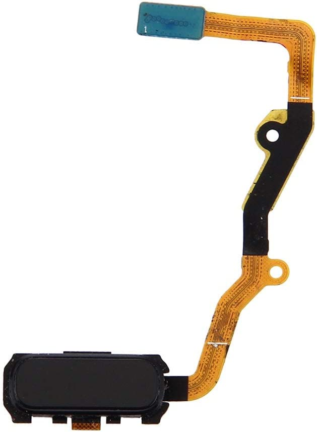 Timemall Replace Old Phone Internal Cable Replace/Replacement Home Button for Galaxy S7 Edge / G935(Black) (Color : Gold)