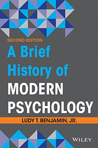 a discussion of modern psychologys history