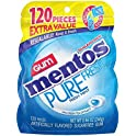 4-Pack of 120-Count Mentos Gum (Fresh Mint)