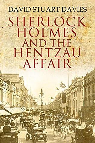 book cover of Sherlock Holmes and the Hentzau Affair