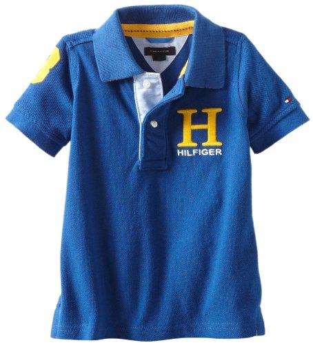 Tommy Hilfiger Little Boys' Short Sleeve Philip Polo Shirt