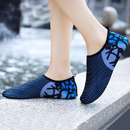 Shoes Shoes Water Skin Sneaker Men's Aqua Yoga Wading Women's Beach Swim Sneakers Black UPfHw