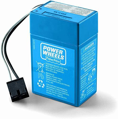 Power Wheels Toddler 6-Volt