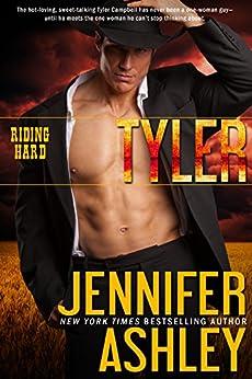 Tyler (Riding Hard Book 4) by [Ashley, Jennifer]