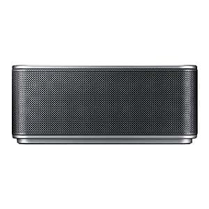 Samsung SB330 - Altavoz portátil para Bluetooth (estéreo), gris y plateado