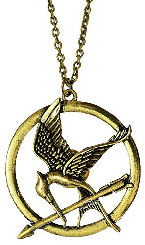 Tcos tech the hungergames catching fire logo mockingjay pendant tcos tech the hungergames catching fire logo mockingjay pendant necklace locket keychain mozeypictures Images