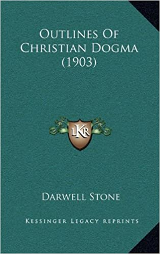 Book Outlines of Christian Dogma (1903)