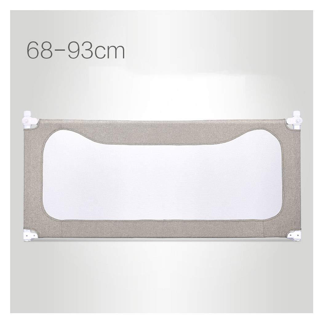 幼児用ベッドガードレールの赤ちゃんの粉々になることを防ぐベッドフェンス大きなベッドユニバーサル垂直昇降 (Color : Gray, Size : 150 cm-1pc) 150 cm-1pc Gray B07TVDN2KX