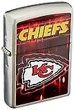 Personalized NFL KANSAS CITY CHIEFS Zippo Lighter - Free Engraving