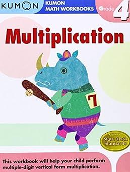 math worksheet : grade 4 multiplication kumon math workbooks  kumon publishing  : Kumon Multiplication Worksheets