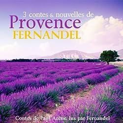 3 contes et nouvelles de Provence