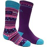 Bridgedale Kid's merino ski Socks (2 Pack)