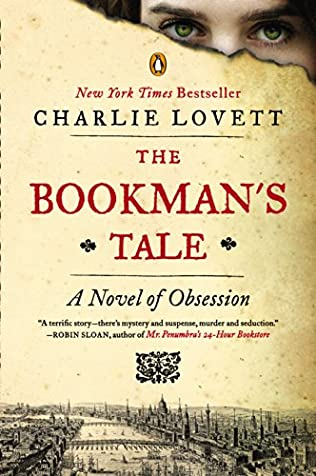 book cover of The Bookman\'s Tale