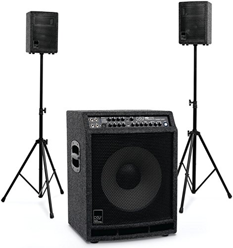 att 2.1 Stereo Drum Sound System ()