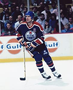 Paul Coffey Edmonton Oilers 8x10 Sports Action Photo (peg)