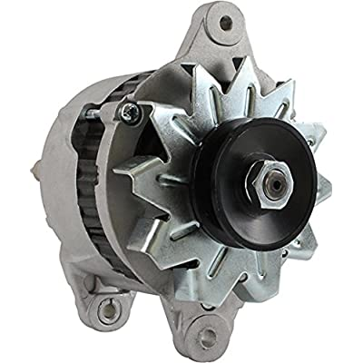 Discount Starter & Alternator Replacement New Alternator For Mitsubishi FG-20 FG-25 FG-30 w/KE Engine 1973-1977 A1T21377: Automotive
