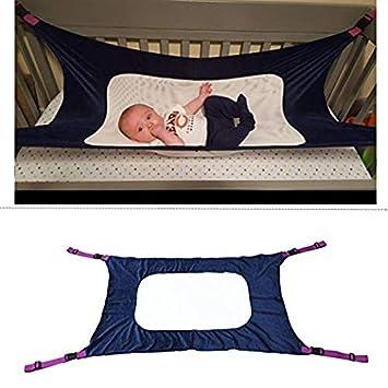 25edf49a9eb Amazon.com   2018 Enhanced Hammock for Newborn-Baby Hammock for Crib ...