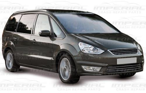 Aftermarket Ford Galaxy 2010 - 2015 parachoques trasero Carrier/Reinforcer no cara: Amazon.es: Coche y moto
